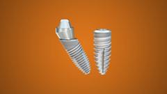 Quattrocone ist das innovativste Implantat-System von Medentika.